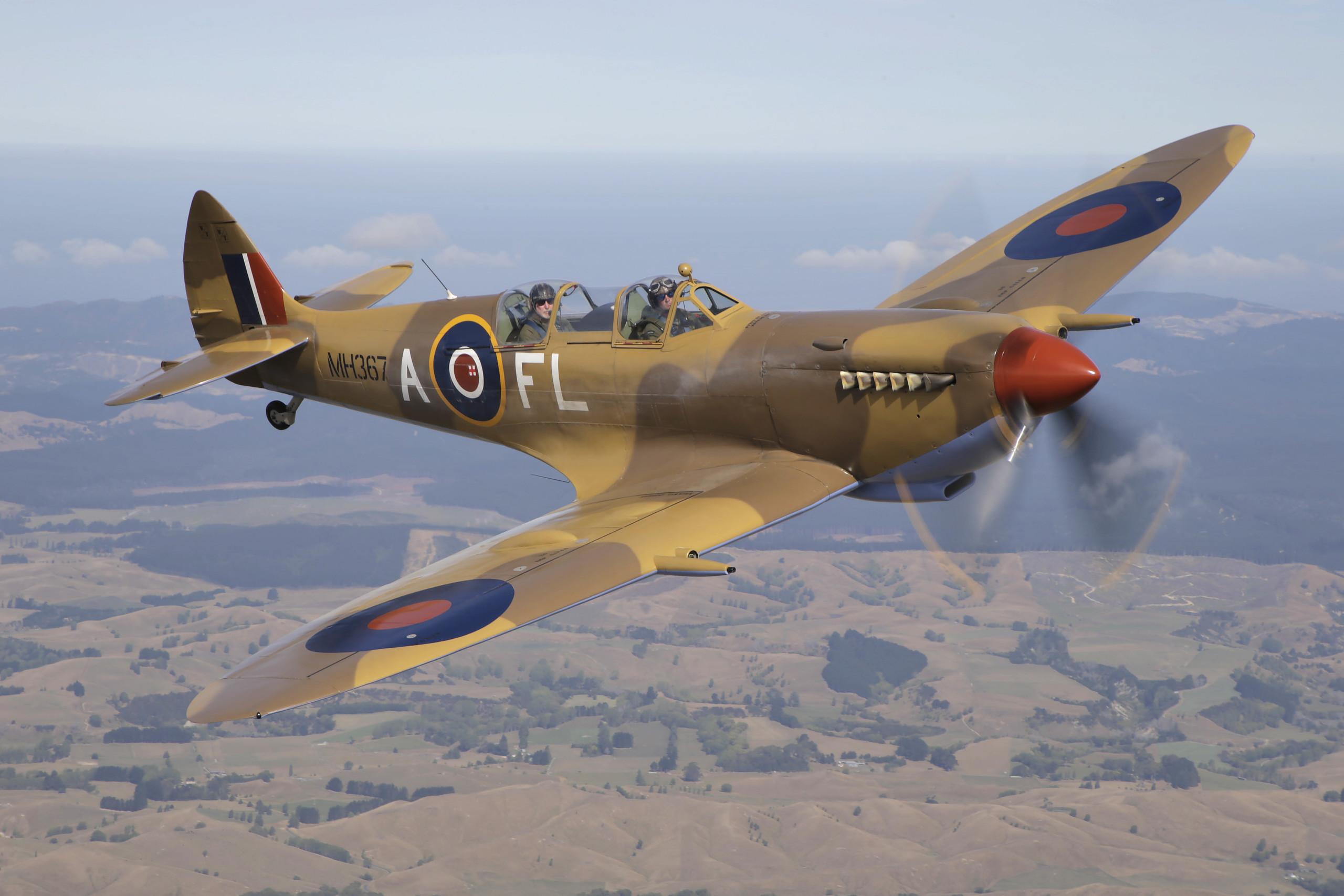 Supermarine Spitfire Tr.9 - NZ Warbirds