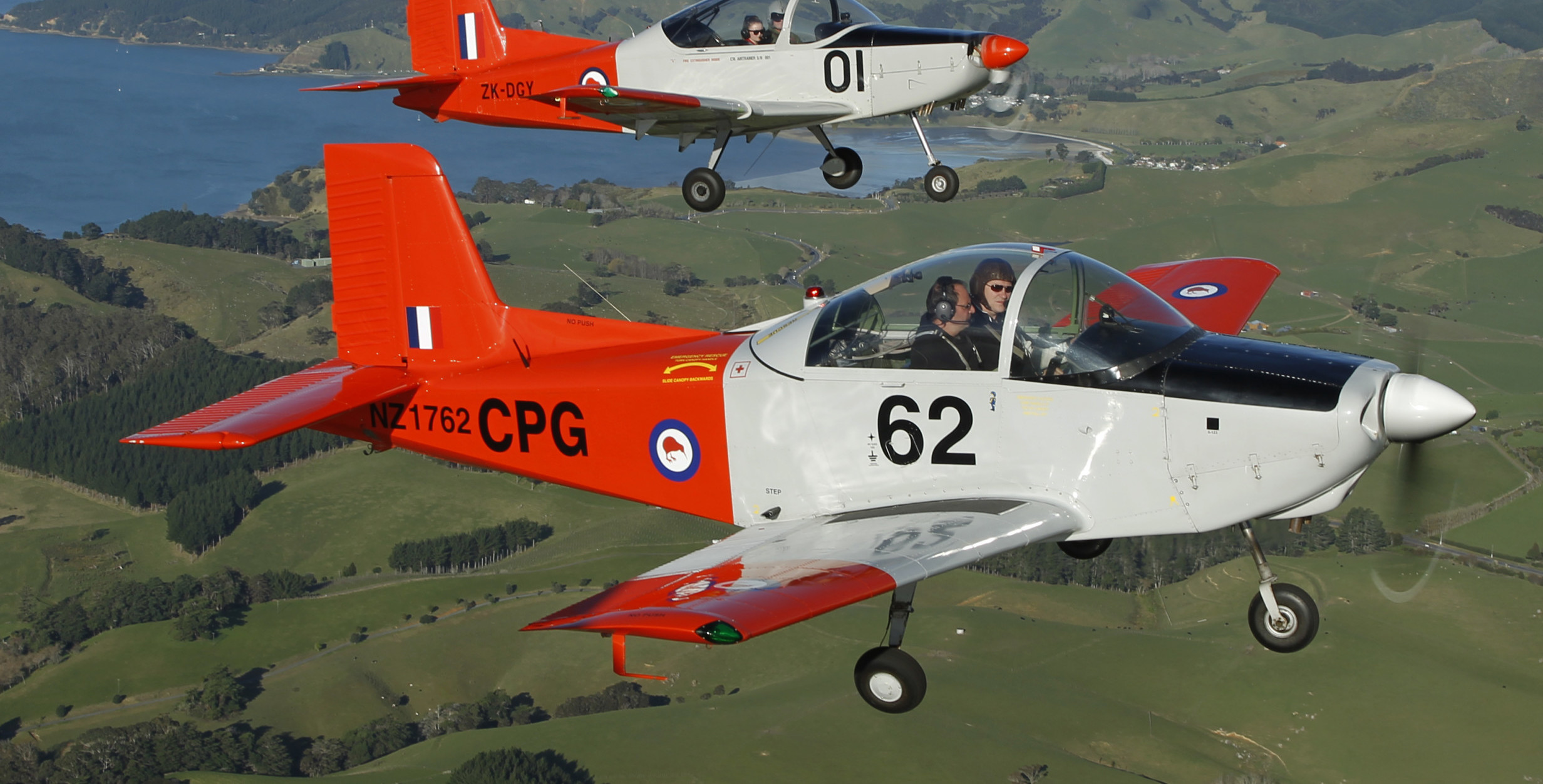 Bequests - NZ Warbirds