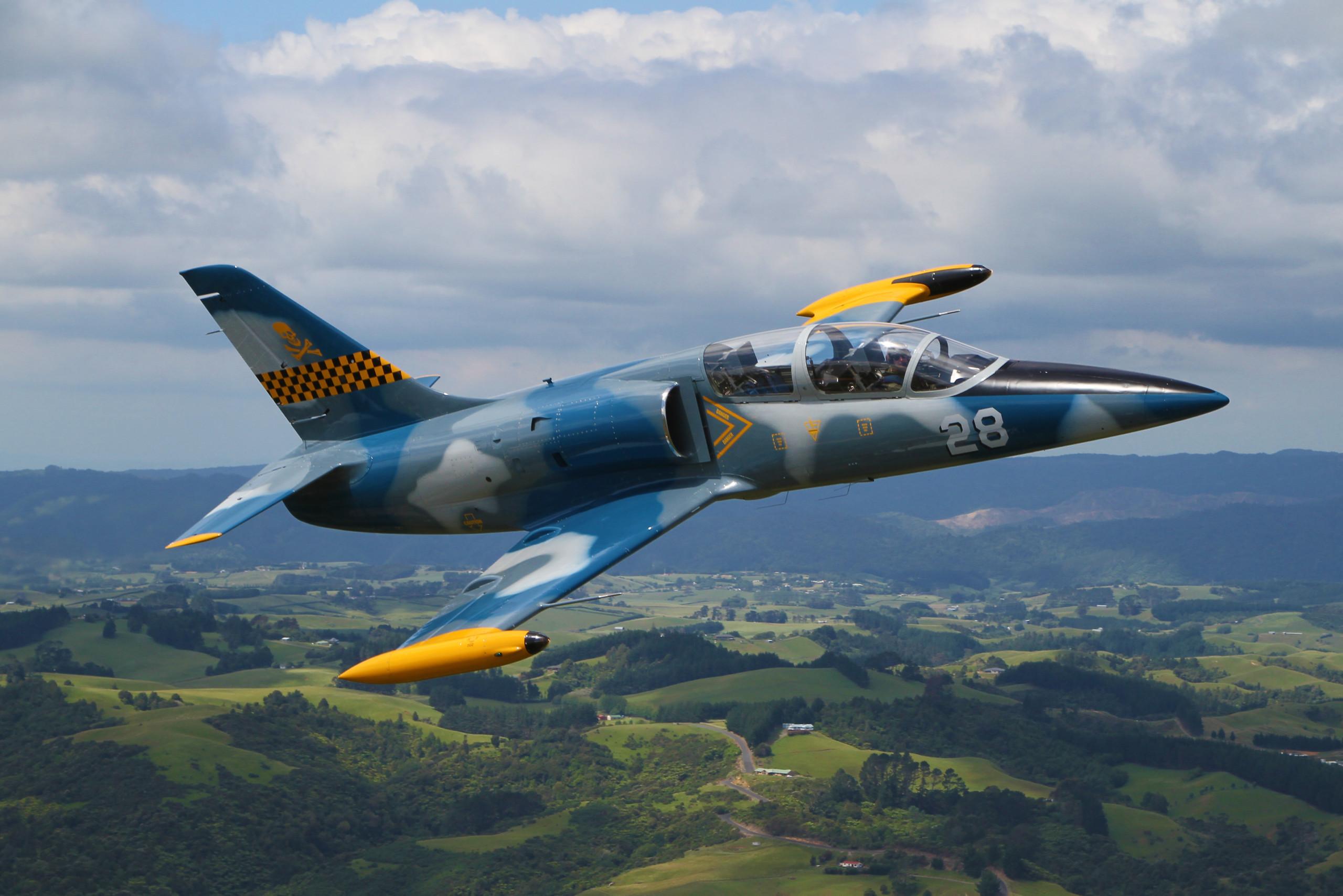 Aero Vodochody L-39 Albatros - NZ Warbirds