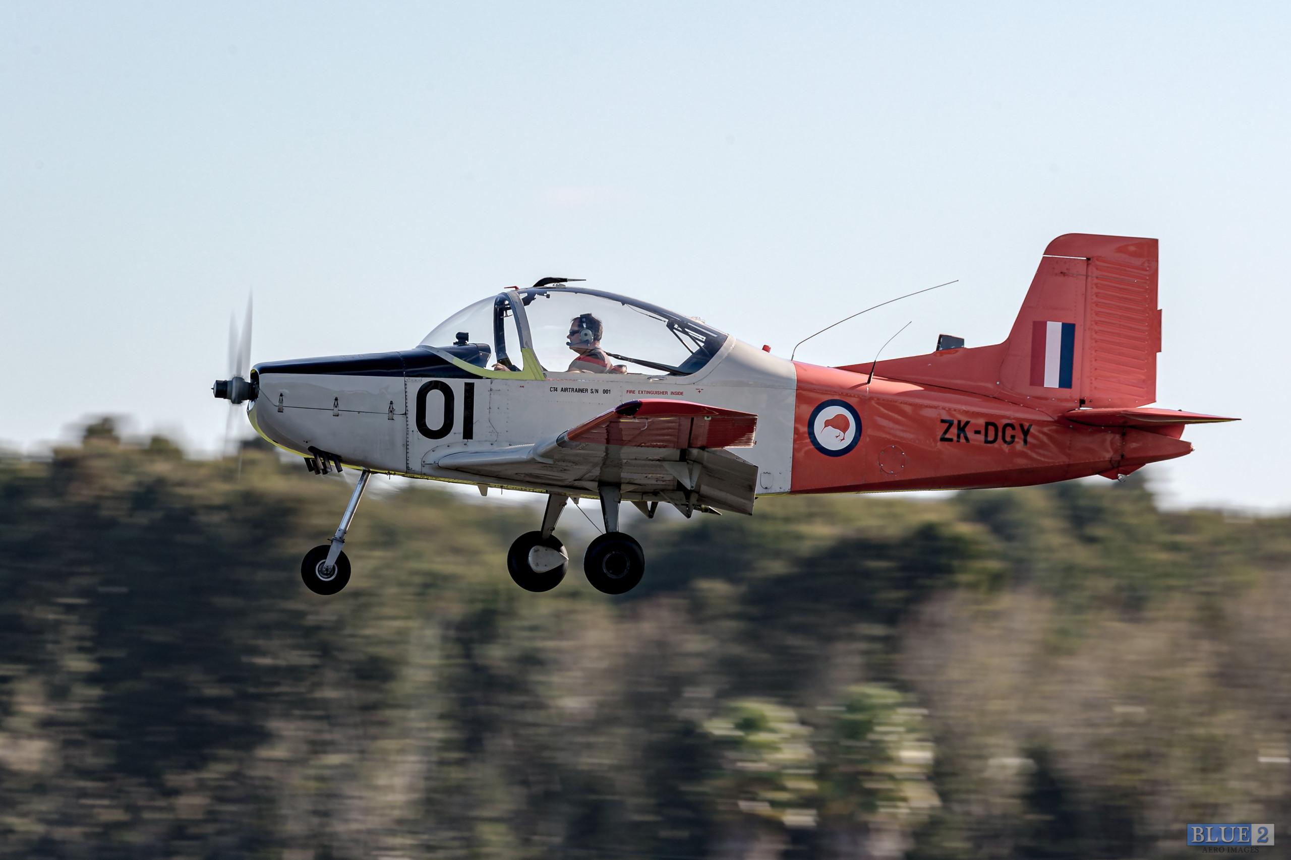 Pacific Aerospace Corporation CT4 - NZ Warbirds