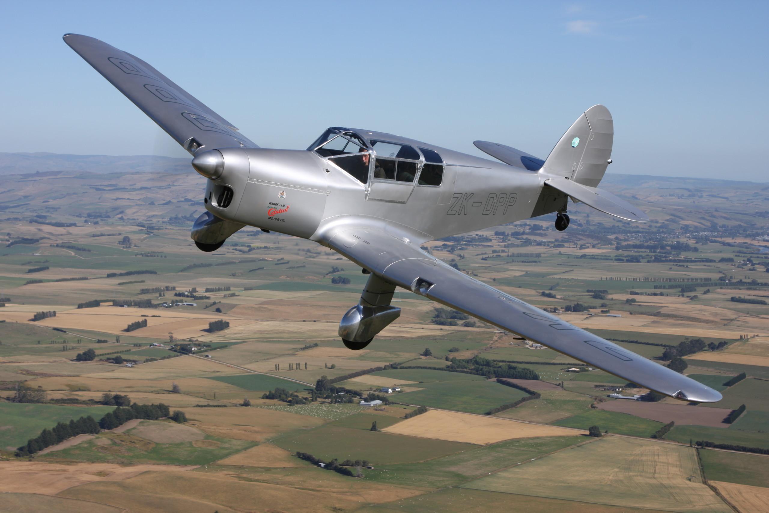 Percival Proctor Mk.1 - NZWarbirds