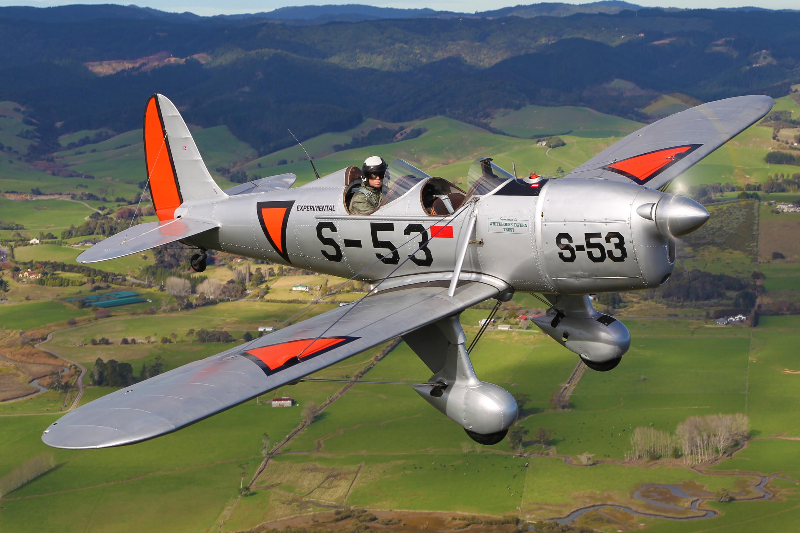 Ryan STM S-2 - NZWarbirds