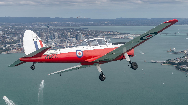 Book a Flight - NZ Warbirds