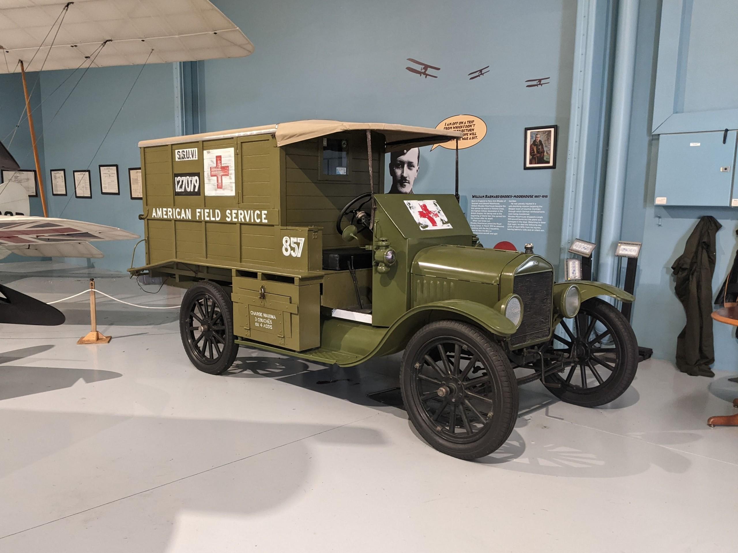 Model T Ford - NZ Warbirds
