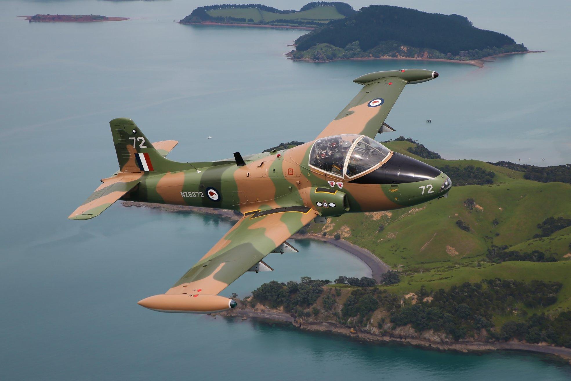 The Jet Age - NZWarbirds