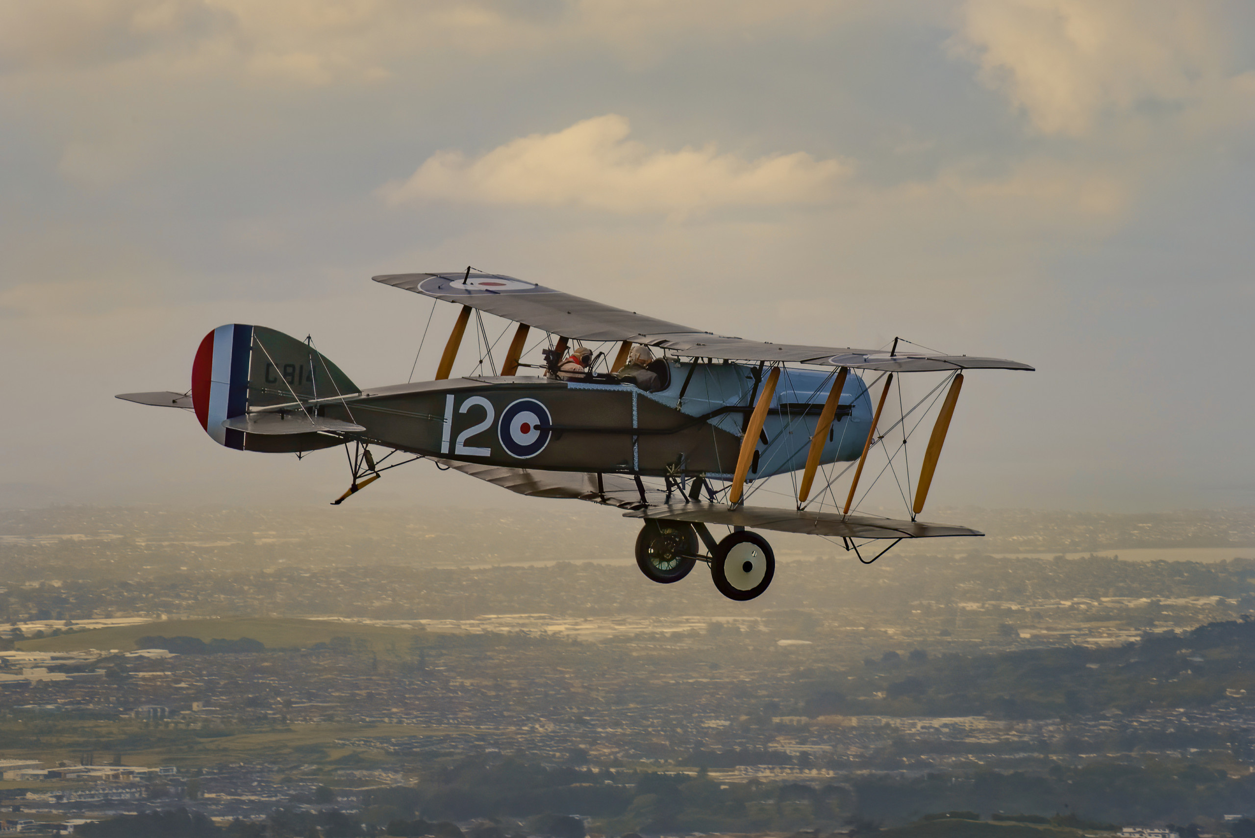 Bristol Fighter F.2B - NZWarbirds