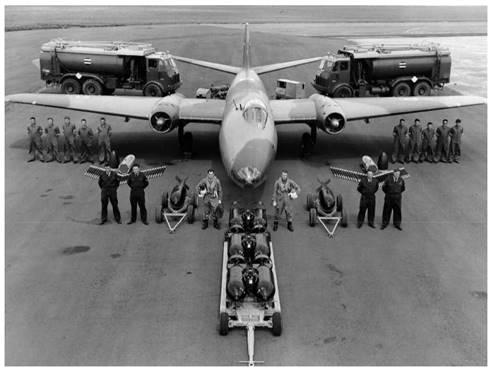 Canberra Restoration - NZ Warbirds