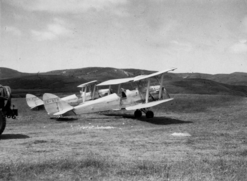 Tiger Moth Restoration - NZ Warbirds