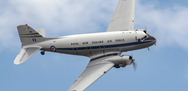 New Zealand Warbirds Associated Inc